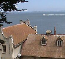 Beauty from Alcatraz by hmconnor