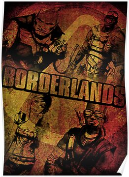 Borderlands by IncendiaryMelon