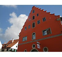 Romantic road Germany - Nordlingen Photographic Print