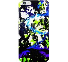 Grunge Army iPhone Case/Skin
