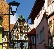Romantic road Germany - Rothenburg by RAN Yaari