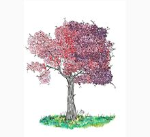 Watercolor Blooming Tree T-Shirt