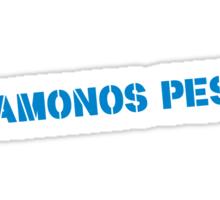 Vamonos Pest Sticker