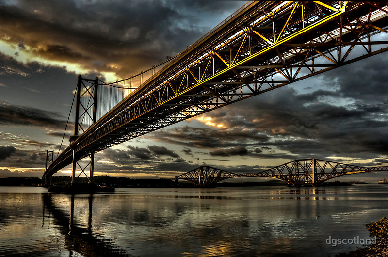 Steel Giants by dgscotland