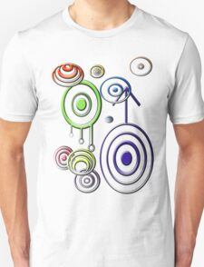 Retro circles T-Shirt