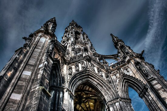 Gothic Heights by dgscotland