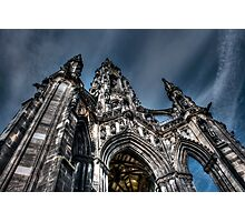 Gothic Heights Photographic Print