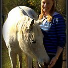 El Corozone and her human Bec by SylanPhotos