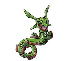 Rayquaza by dtdream