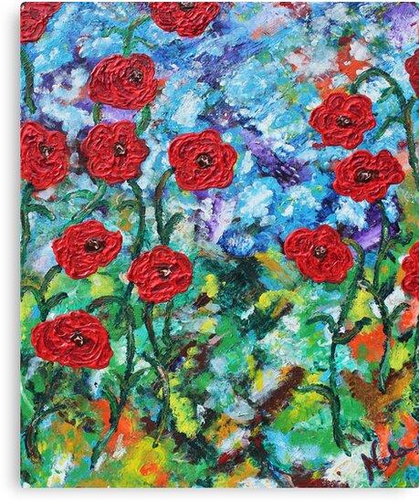 Wild Flowers by KelseyGallery