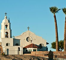 Concepcion Mission Yuma Arizona by barnsis
