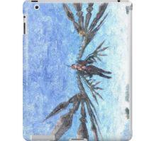 Irons sword wings iPad Case/Skin