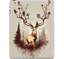 A Rustic Hat Rack iPad Case/Skin
