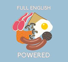Full English Powered. Unisex T-Shirt