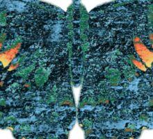 Butterfly Art 2 Sticker