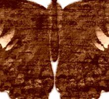 Butterfly Art 3 Sticker