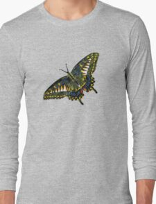 Butterfly Art 4 Long Sleeve T-Shirt