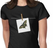 Butterfly Art 5 Womens Fitted T-Shirt