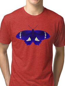 Butterfly Art 6 Tri-blend T-Shirt