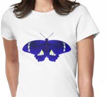 Butterfly Art 6 Womens Fitted T-Shirt