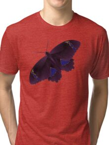 Butterfly Art 7 Tri-blend T-Shirt