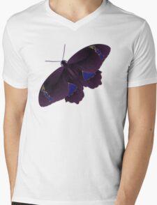 Butterfly Art 7 Mens V-Neck T-Shirt