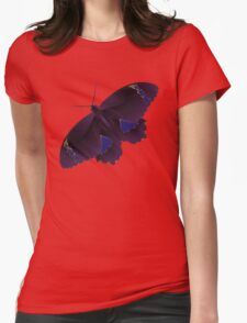 Butterfly Art 7 Womens Fitted T-Shirt