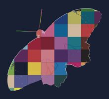 Butterfly Art 9 Kids Tee