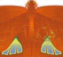 Butterfly Art 10 Sticker