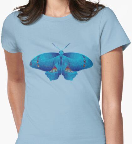 Butterfly art 11 Womens Fitted T-Shirt