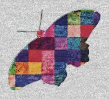 Butterfly art 12 Kids Clothes