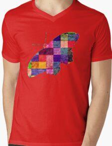 Butterfly art 12 Mens V-Neck T-Shirt