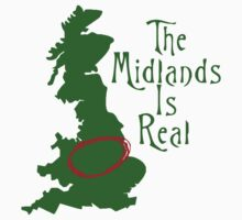 The Midlands Is Real! Kids Clothes