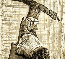 The Acro Yogi's by Michelle Clarke