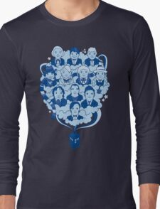 11 Doctors In The Sky Long Sleeve T-Shirt