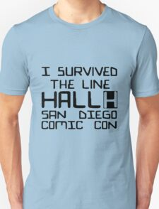 Never forget Hall H Version 2 T-Shirt