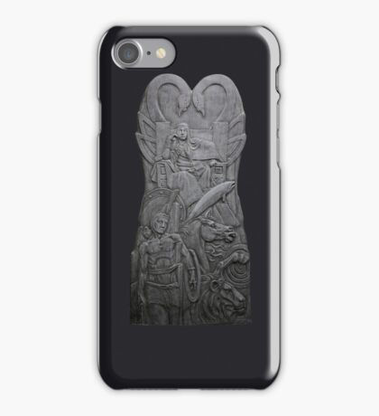 Irish Myths and Legends iPhone Case/Skin