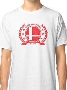 Smash Club (Red) Classic T-Shirt