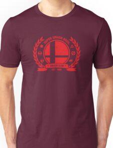 Smash Club (Red) Unisex T-Shirt