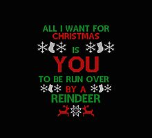 All i want for christmas is - by Winkham