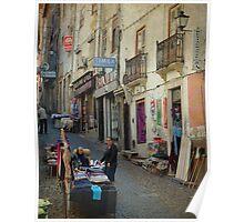 Ruas de Coimbra Poster