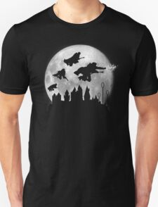 Full Moon over Hogwarts T-Shirt