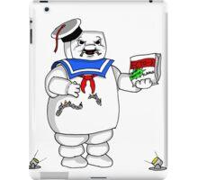 Stay Puff Marshmallow Man iPad Case/Skin