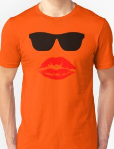 Shades and Kiss Unisex T-Shirt