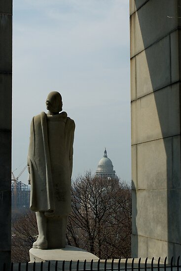 Roger Williams and his Capitol by Barry Doherty