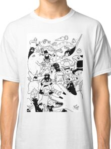 George Clarke - Characters Sept15 Classic T-Shirt