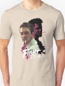 Fight Club Movie Poster T-Shirt