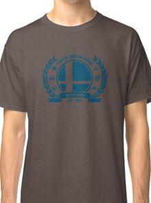 Smash Club (Blue) Classic T-Shirt
