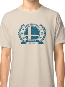 Smash Club (Blue) Classic T-Shirt