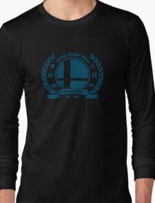 Smash Club (Blue) Long Sleeve T-Shirt